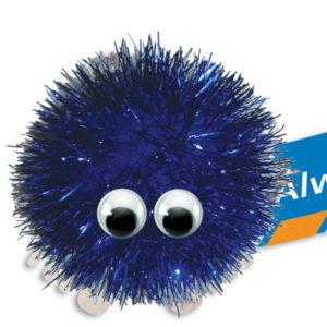 Blue glitter 0353 082