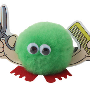Comb and scissors 0629
