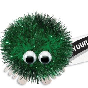 Green glitter 035 081