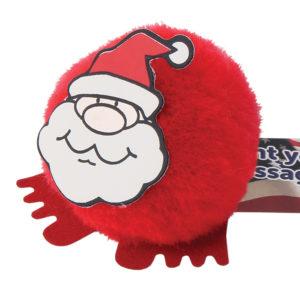Santa snowball 1155