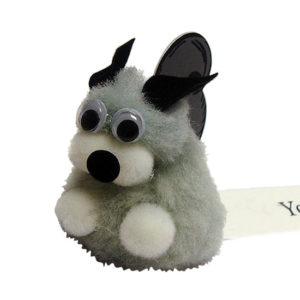 Squirrel gray 0973